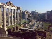Rome, Italy, Fori Imperiali