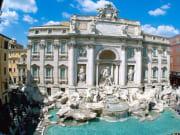Rome, Trevi fountain, Italy