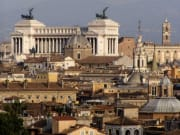 Rome, Italy, Skyline