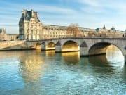 The Louvre Bridge