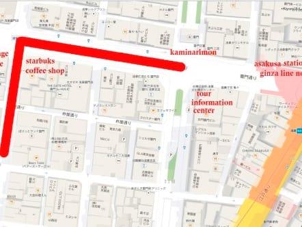 map sakura