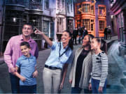 UK_London_ The Making of Harry Potter_Diagon Alley