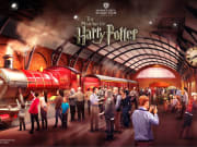 UK_London_ The Making of Harry Potter