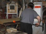 art of glassblowing in murano