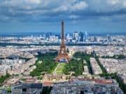 パリ_空から