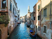 Venetian waterways