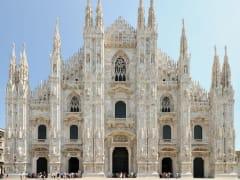 Italy, Duomo di Milano, Milan Cathedral