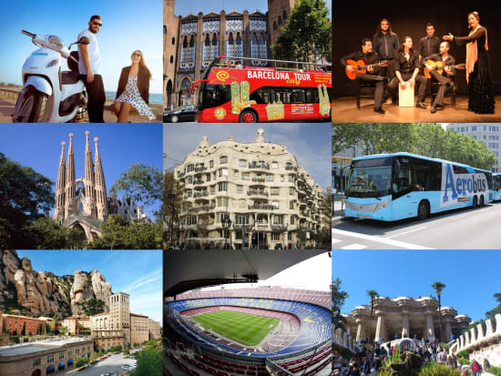 Iventure Card Barcelona City Card With Free Entry To Top
