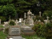Cめぐろうよ!!よこはま歴史(ガイド付き) 外国人墓地