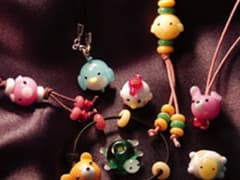 Cute handmade animal shaped beads