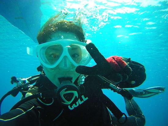 奄美大島ダイビングエンドレスブルー3