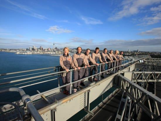 Climb Photos - Auckland Bridge Climb2