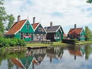 Marken, Volendam, Edam and Zaanse Schans Tour