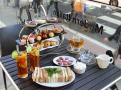 London_afternoon tea_Ambassadors Bloomsbury Hotel