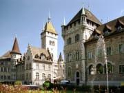 zurich, Swiss National Museum, switzerland