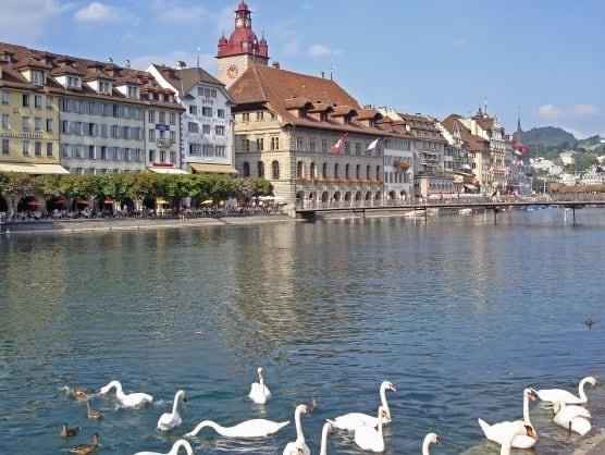 Lucerne One Day Trip from Zurich Zurich tours activities fun