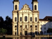 Jesuit Church, Lucerne, Jesuitenkirche, catholic
