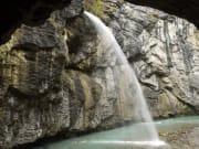 Aare Gorge, river, bernese oberland, meiringen
