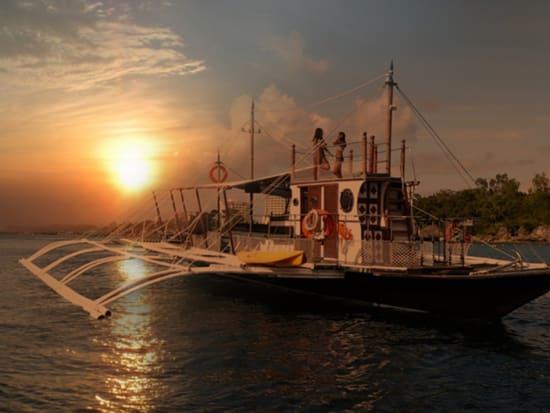 Mactan Banca Boat Sunset Cruise