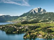 mount pilatus, swiss alps, switzerland, emmental