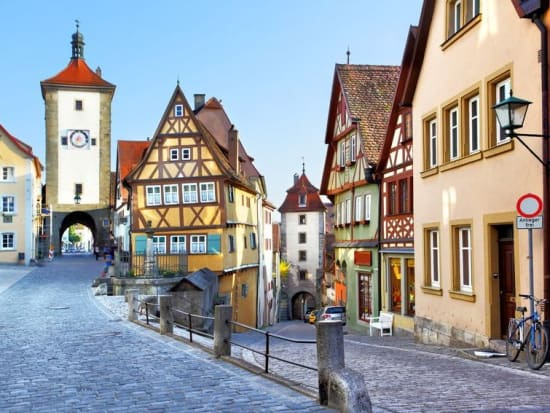 Self drive 5-Day Tour in Germany with Rothenburg
