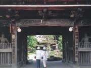 (四国八十八ケ所霊場一番札所)霊山寺