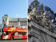 8H City Sightseeing Roma