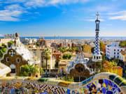 Park Guell Antoni Gaudi