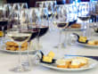 Wine tasting in Penedes with cheese