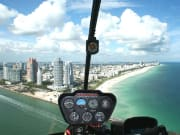 USA_Florida_Private Helicopter Tour of Miami