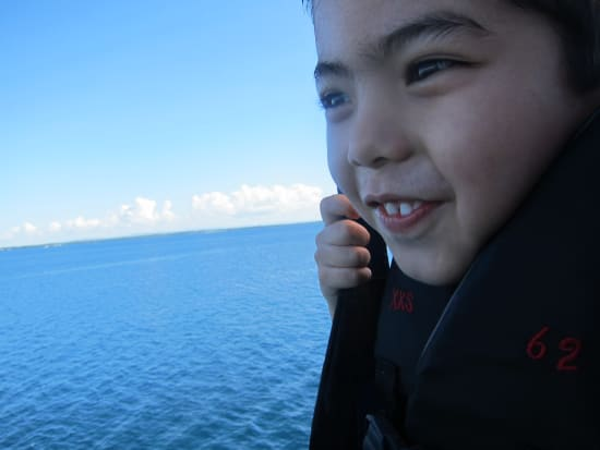 Child-friendly Parasailing Cebu