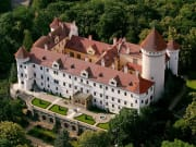 konopiste castle czech republic tour