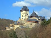 karlstejn castle czech republic sightseeing