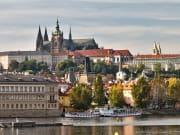 prague czech republic landscape
