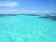 青すぎる最高の海