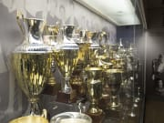 manchester united, trophy