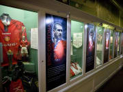 manchester united, museum