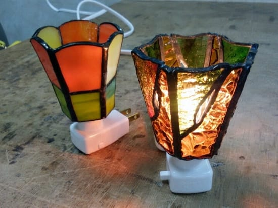 A&MO2 ステンドグラス ライト&小物