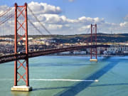 25th of April Bridge, Portugal