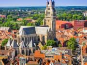 Saint Salvator Cathedral, Old Town of Bruges
