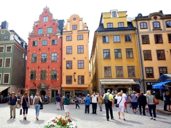 Stockholm Old Town Small Group Walking Tour Stockholm Tours