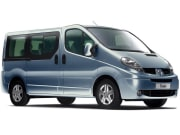 minivan prague airport transfers private