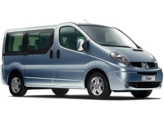 minivan prague airport transfers private