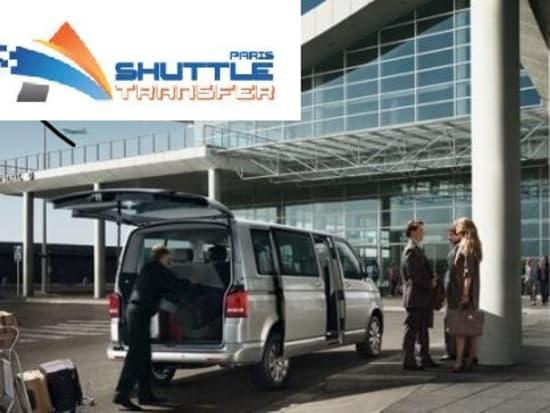 Paris Shuttle Transfer