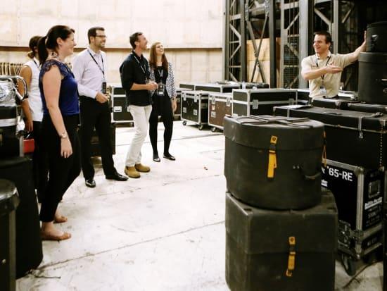 Sydney Opera House Backstage Tour