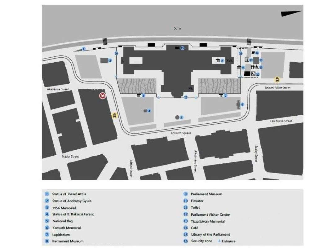 国会議事堂MAP