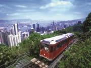Victoria Peak Tram Sky Pass Hong Kong