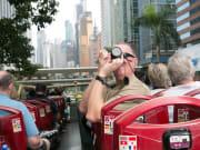 Hong Kong Big Bus Hop On Hop Off Tour