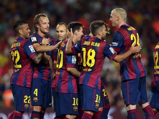 FC Barcelona Match Tickets 2019-2020