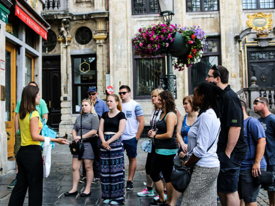 Brussels Chocolate Walking tour an Workshop (11)